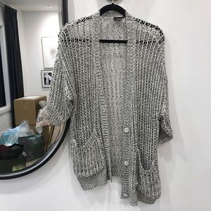 Urban Outfitters grey cardigan